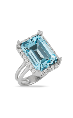Doves By Doron Paloma Sky Blue Fashion Ring R9913BT product image