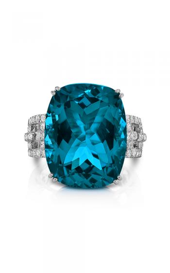 Doves by Doron Paloma London Blue Fashion ring R8001LBT product image