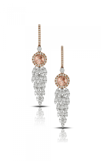 Doves by Doron Paloma Rosé Earrings E8320MG product image