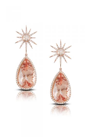 Doves by Doron Paloma Rosé Earrings E8624MG product image