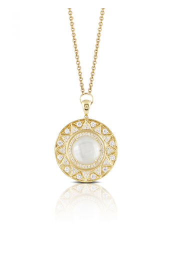 Doves by Doron Paloma White Orchid Necklace N8727WMP product image