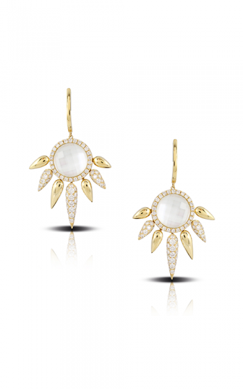 Doves by Doron Paloma White Orchid Earrings E8666WMP product image