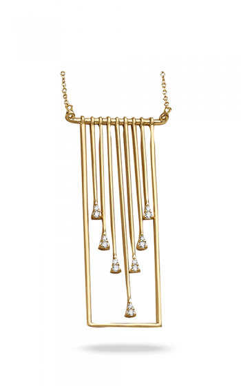 Doves by Doron Paloma Diamond Fashion Necklace N9127 product image