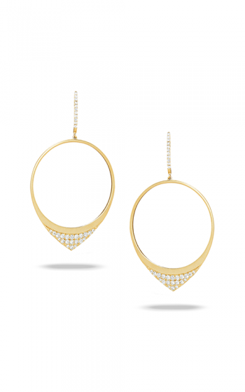 Doves by Doron Paloma Diamond Fashion Earrings E7820 product image