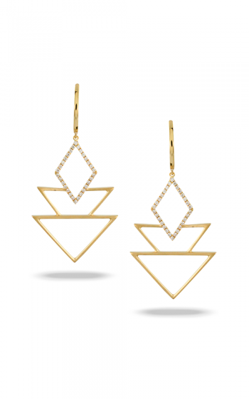 Doves by Doron Paloma Diamond Fashion Earrings E9143 product image