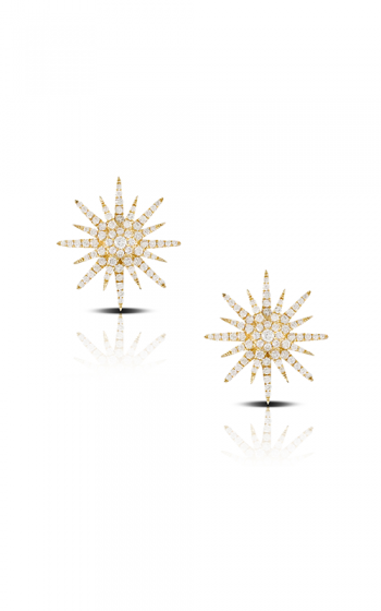 Doves by Doron Paloma Diamond Fashion Earrings E8571 product image