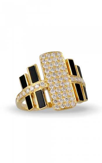Doves by Doron Paloma Gatsby Fashion ring R9040BO product image