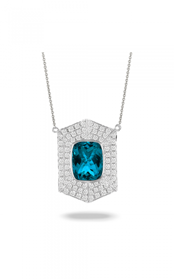 Doves by Doron Paloma London Blue Necklace N8883LBT product image