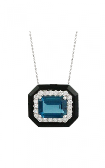 Doves by Doron Paloma London Blue Necklace N9254BOLBT product image