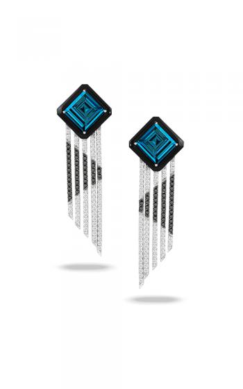Doves by Doron Paloma London Blue Earrings E9125BOLBT product image