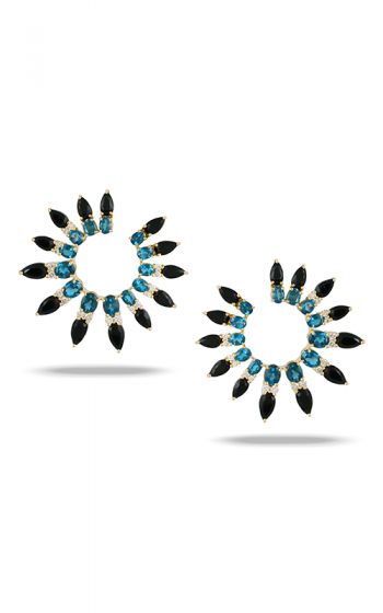 Doves by Doron Paloma London Blue Earrings E9049BOLBT product image
