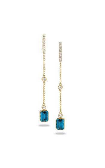 Doves by Doron Paloma London Blue Earrings E9025LBT product image