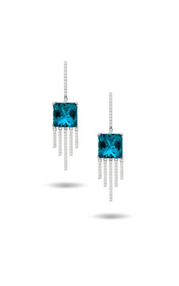 Doves by Doron Paloma London Blue Earrings E8931LBT product image