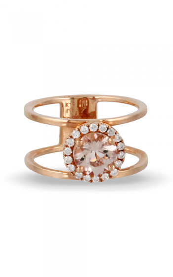 Doves by Doron Paloma Rosé Fashion ring R9059MG product image
