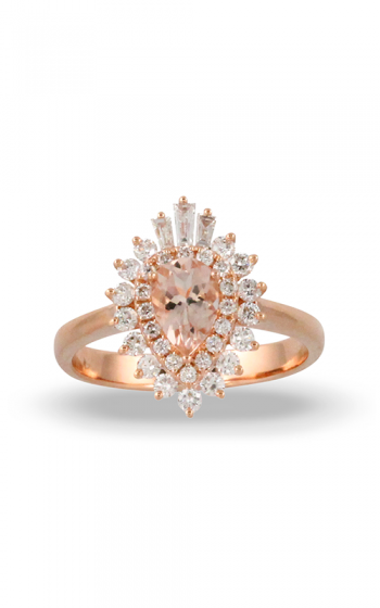 Doves by Doron Paloma Rosé Fashion ring R8278MG product image