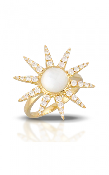 Doves by Doron Paloma White Orchid Fashion ring R8546WMP product image