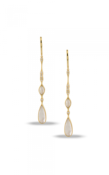 Doves by Doron Paloma White Orchid Earrings E9034WMP-1 product image