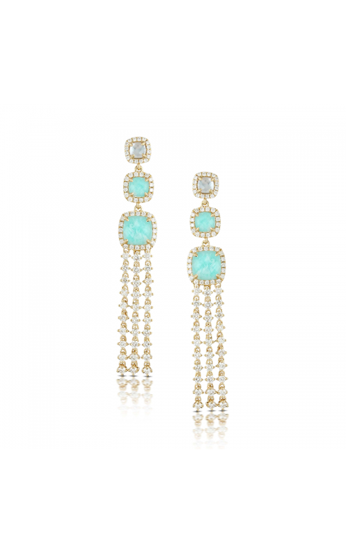 Doves by Doron Paloma Amazonite Earring E7065AZMP product image