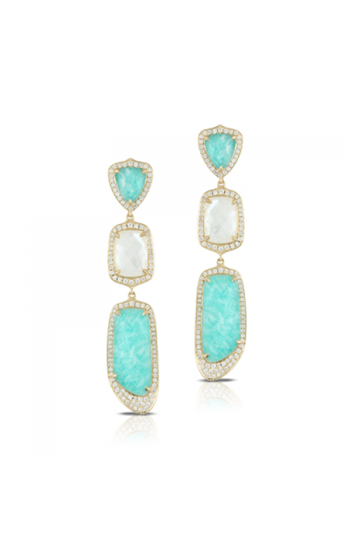 Doves by Doron Paloma Amazonite Earrings E7061AZMP product image