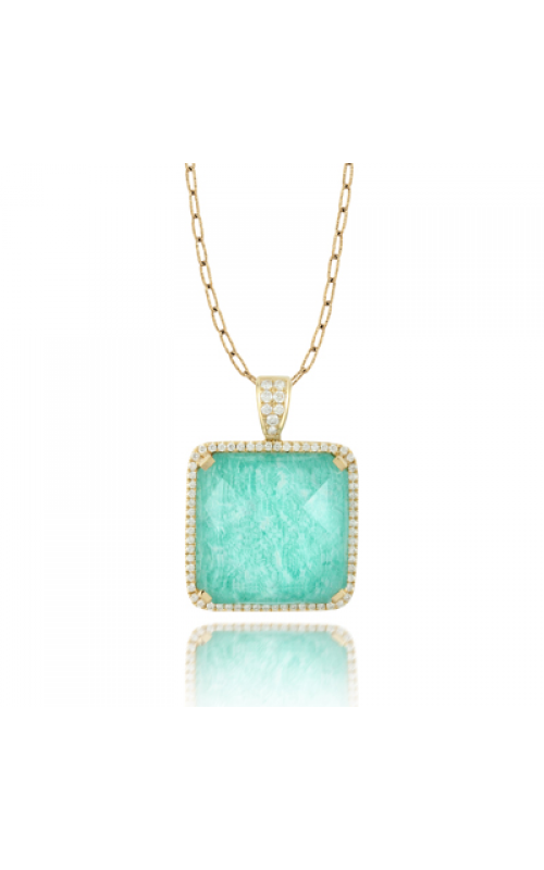 Doves by Doron Paloma Amazonite Necklace P6049AZ product image
