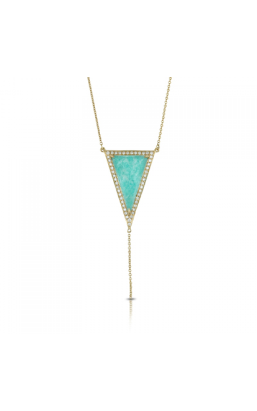Doves by Doron Paloma Amazonite Necklace N7124AZ product image