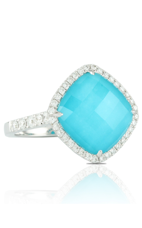 Doves by Doron Paloma St. Barths Blue Fashion ring R6119TQ product image