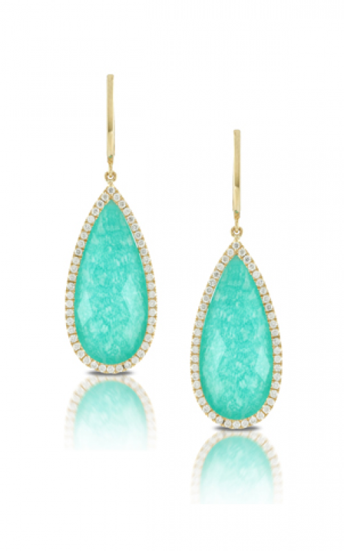Doves by Doron Paloma Amazonite Earrings E5019AZ product image