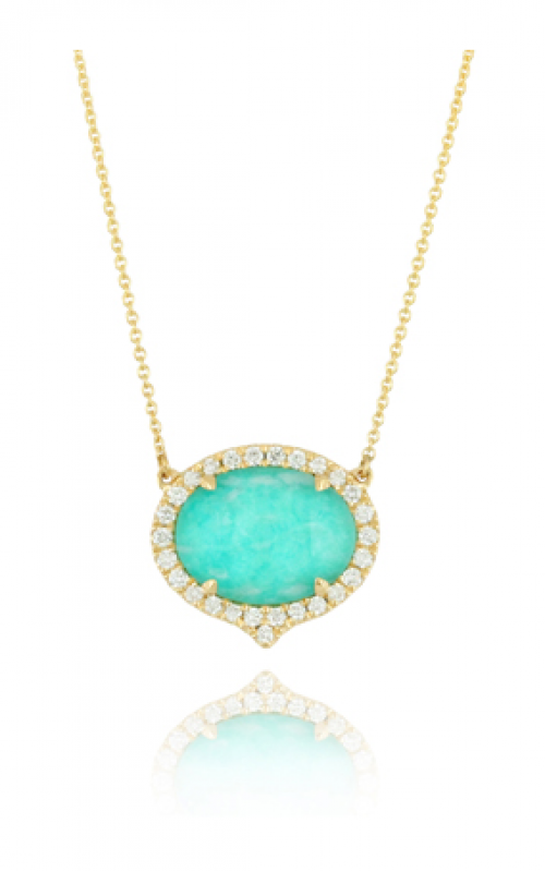 Doves by Doron Paloma Amazonite Necklace N6232AZ product image