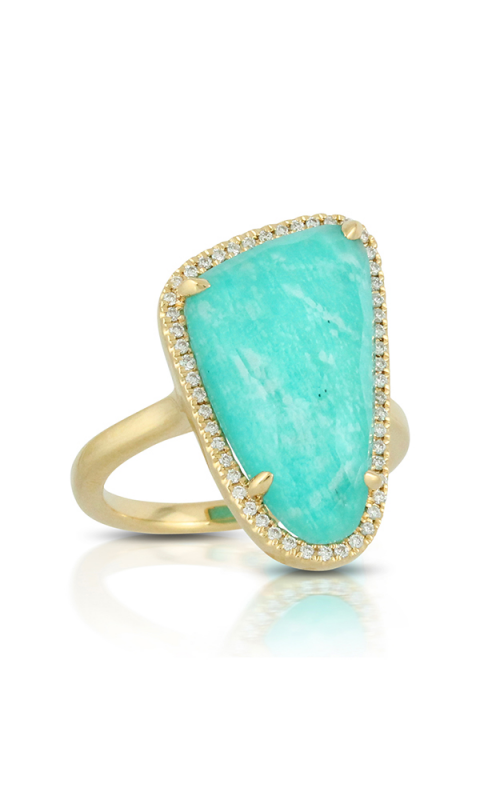 Doves by Doron Paloma Amazonite Fashion ring R7275AZ product image