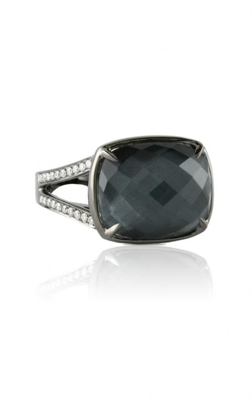 Doves by Doron Paloma Haute Hematite Fashion ring R6048HM product image
