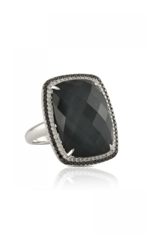 Doves by Doron Paloma Haute Hematite Fashion ring R6004BHM product image
