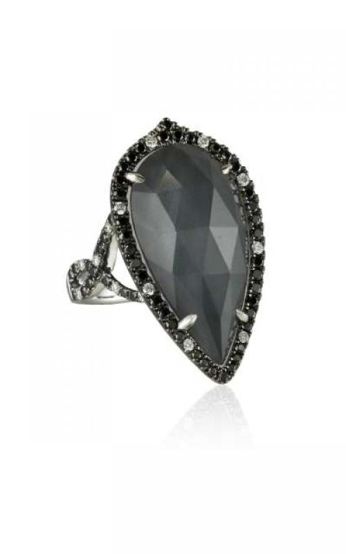 Doves by Doron Paloma Haute Hematite Fashion ring R5934BHM product image