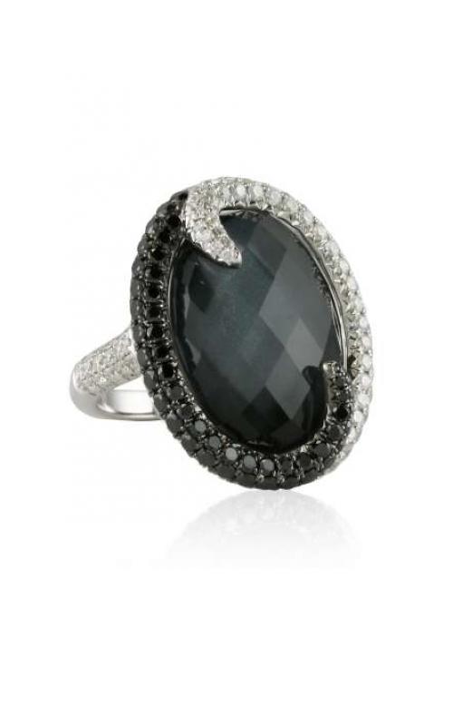 Doves by Doron Paloma Haute Hematite Fashion ring R5925BHM product image