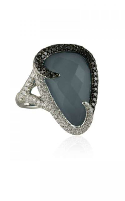 Doves by Doron Paloma Haute Hematite Fashion ring R5885BHM product image