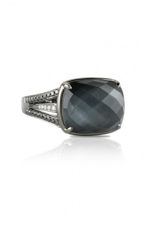 Doves by Doron Paloma Haute Hematite Fashion ring R4776BHM product image