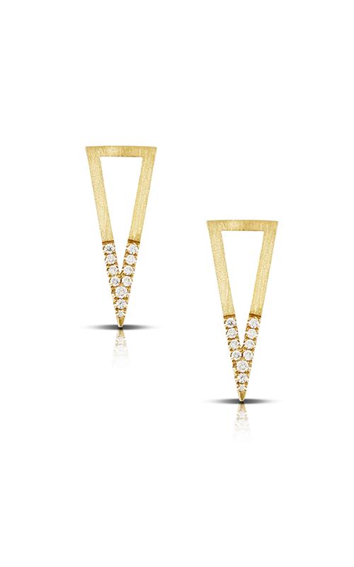 Doves by Doron Paloma Diamond Fashion Earrings E8496 product image