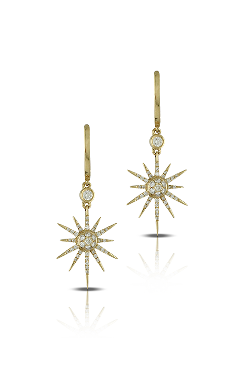 Doves by Doron Paloma Diamond Fashion Earrings E8245-1 product image