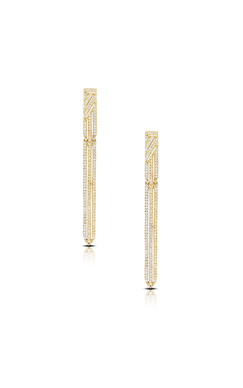 Doves by Doron Paloma Diamond Fashion Earrings E8569 product image
