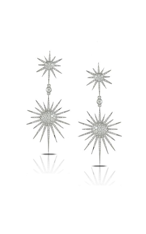 Doves by Doron Paloma Diamond Fashion Earrings E7969 product image