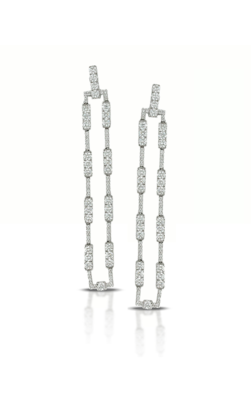 Doves by Doron Paloma Diamond Fashion Earrings E8124 product image