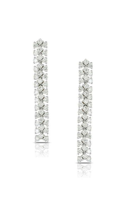 Doves by Doron Paloma Diamond Fashion Earrings E7789 product image