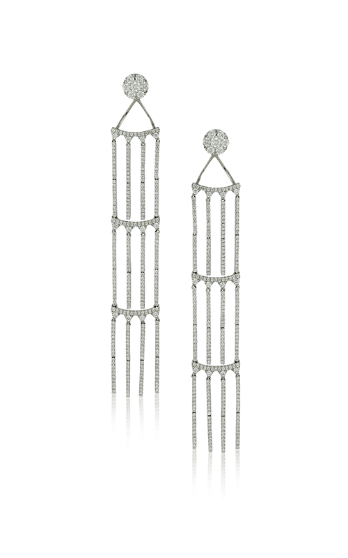 Doves by Doron Paloma Diamond Fashion Earring E8235 product image