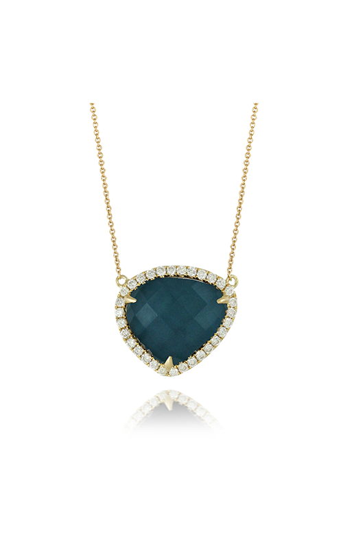 Doves by Doron Paloma Midnight Ocean Necklace N7746BTHM product image