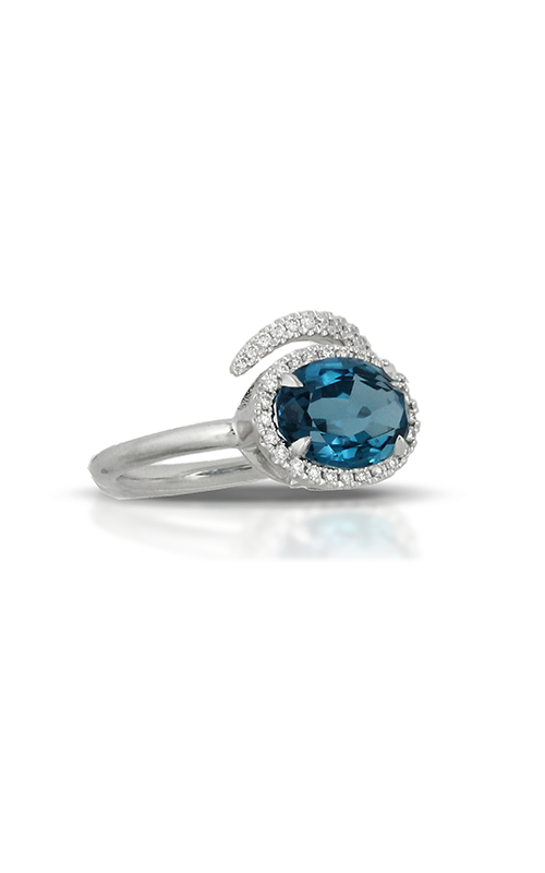Doves by Doron Paloma London Blue Fashion ring R8008LBT product image