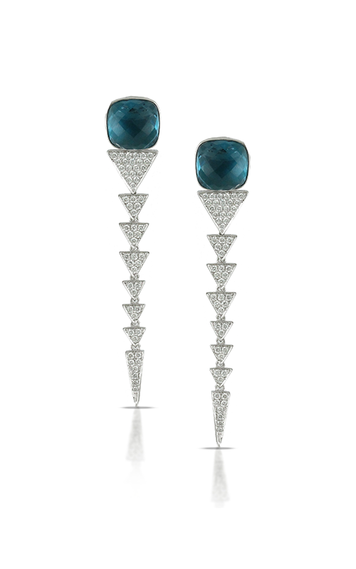 Doves by Doron Paloma London Blue Earrings E8071LBT product image