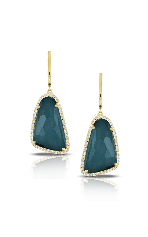 Doves by Doron Paloma Midnight Ocean Earrings E7275BTHM product image