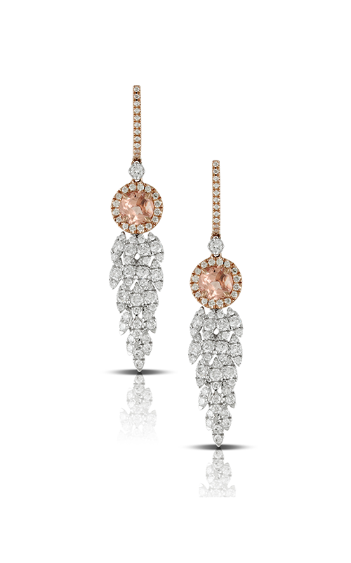 Doves by Doron Paloma Rosé Earring E8320MG product image