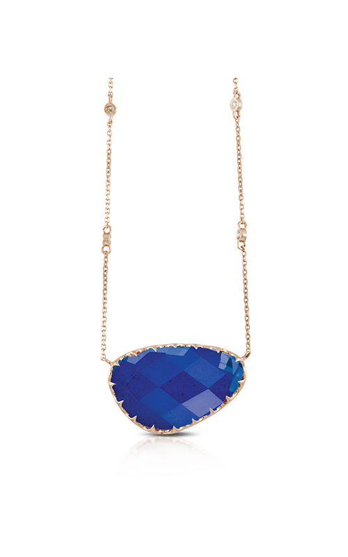 Doves by Doron Paloma Royal Lapis Necklace N6891LP product image
