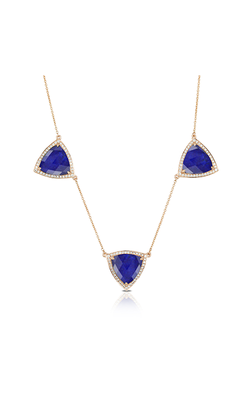 Doves by Doron Paloma Royal Lapis Necklace N7039LP product image
