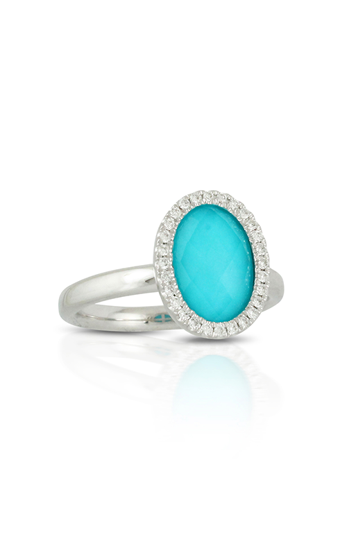 Doves by Doron Paloma St. Barths Blue Fashion ring R7294TQ product image